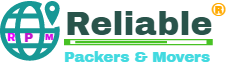 Reliable Packers & Movers Logo